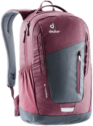 Daypack StepOut 16 grey-red