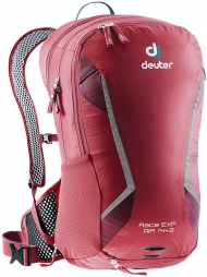 Bikebackpack Race EXP Air 14+3 red