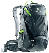 Bikebackpack Trans Alpine 24 black-grey