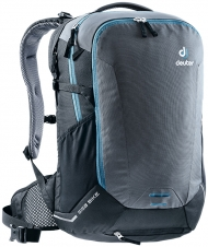 Bikebackpack Giga Bike black-grey