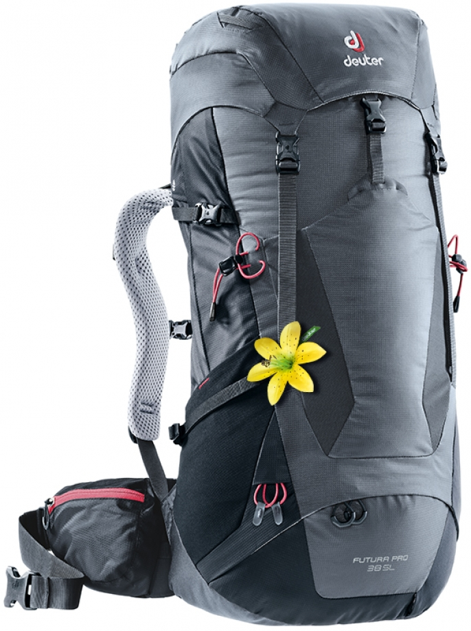 Hiking Futura PRO 38 SL black-grey