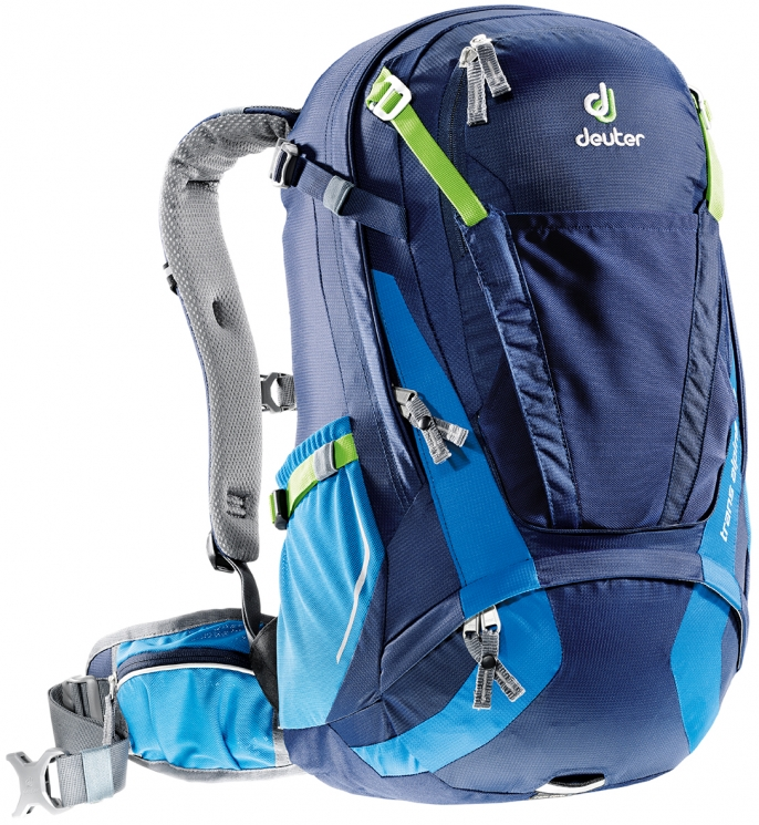 Bikebackpack Trans Alpine 30 blue