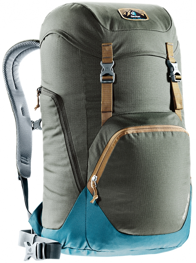 Hiking Walker 24 blue-brown