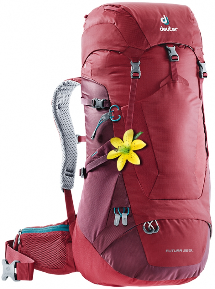 Hiking Futura 28 SL red