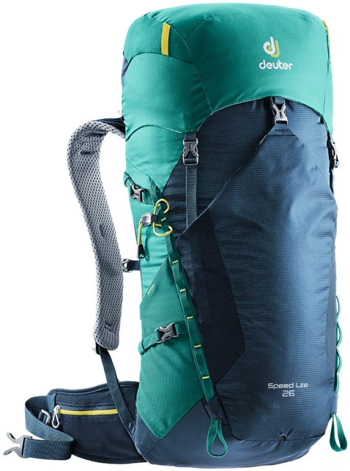 Wanderrucksack Speed Lite 26 blue-green